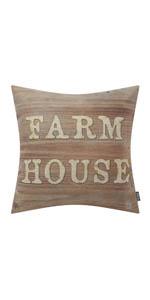Trendin Farmhouse Pillow Cover