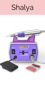 shalya nail drill