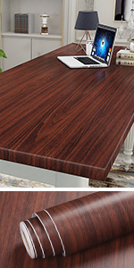 brown wood contact paper