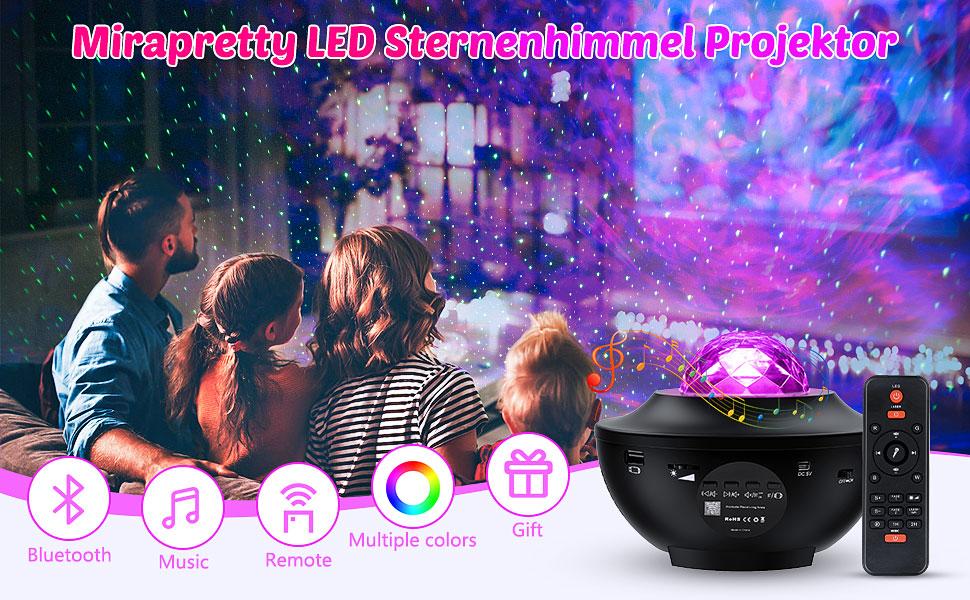 led sternenhimmel projektor kinder