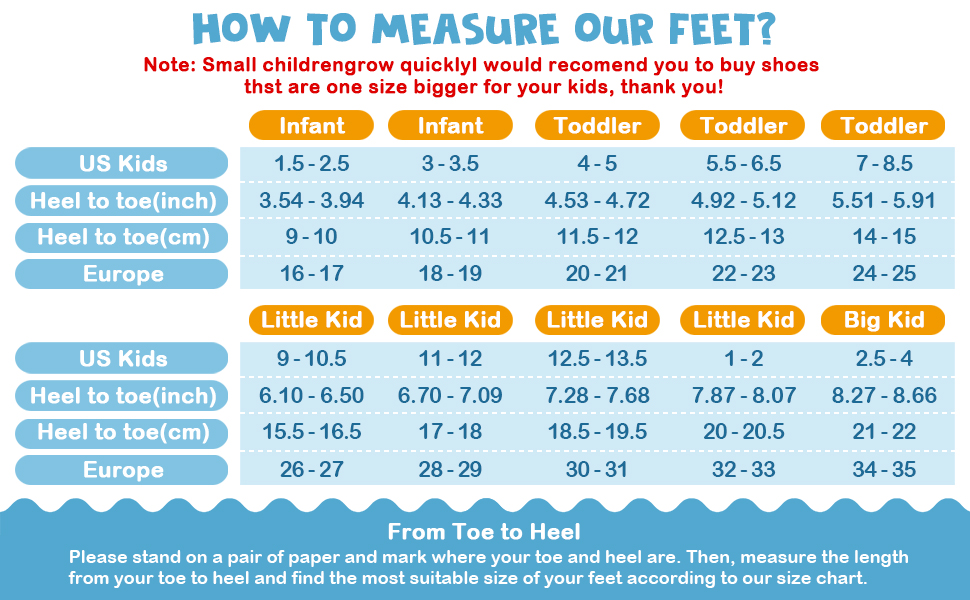 Toddler Kids Swim Water Shoes Quick Dry