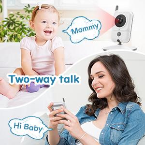 2-Way Audio Talk