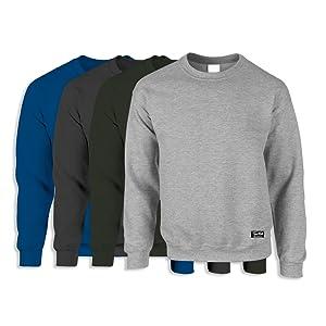 Multiple Sweatshirt Display