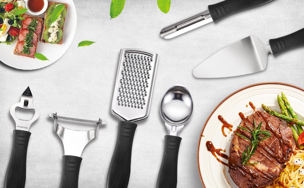 42-Piece Kitchen Utensil Set