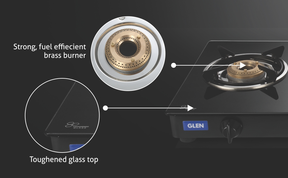 FEATURES OF GAS STOVE