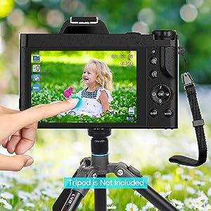 digital vlogging camera