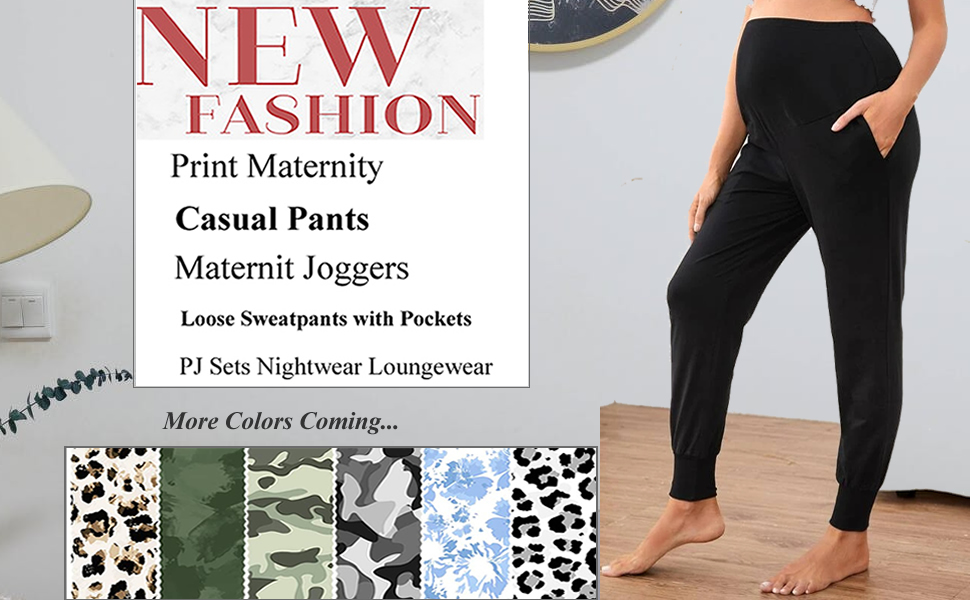 maternity joggers over the bellymaternity sweatpants navy jogger scrubs for womenscrubs joggers