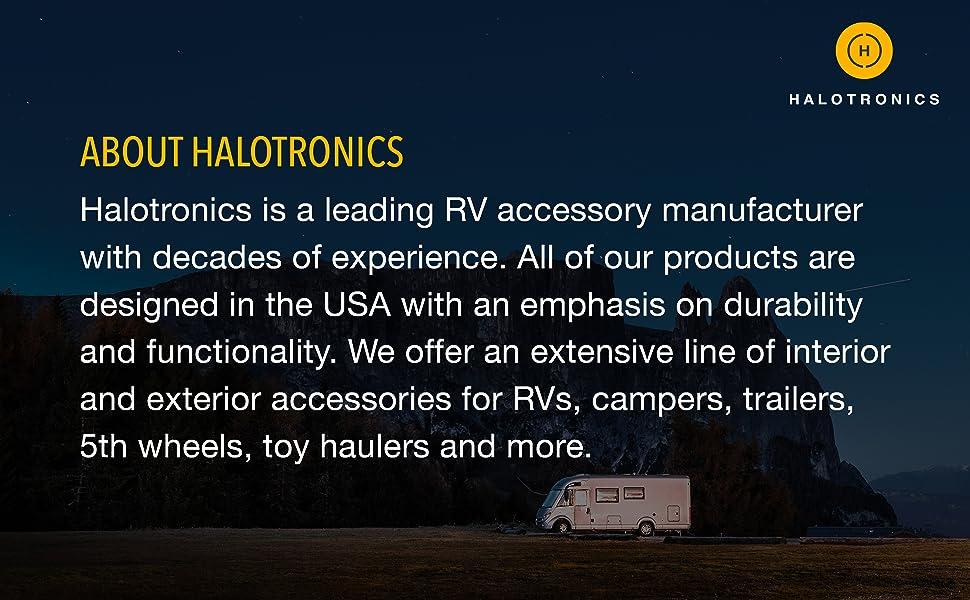 Halotronics