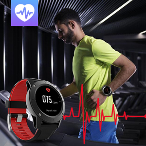 24/7 Heart Rate Monitor