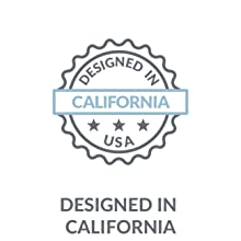 Designed in California USA