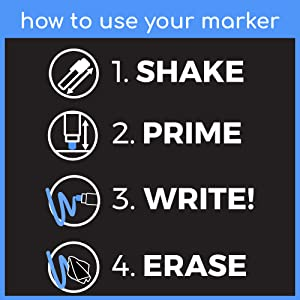Chalk Markers, Liquid Chalk Markers, Chalkboard Markers, Chalk Pens, Liquid Chalk