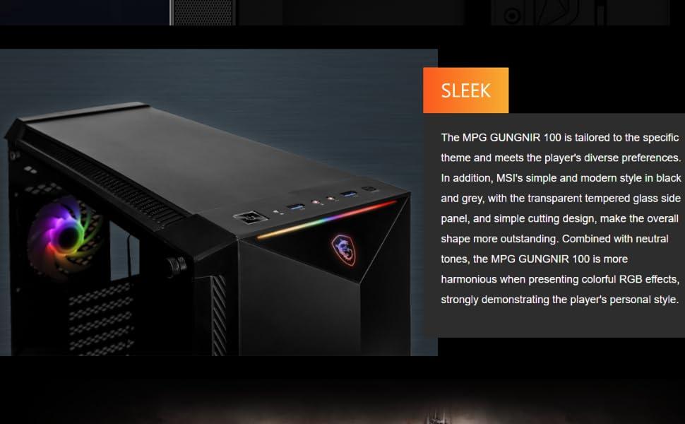 CUK Gaming Desktop