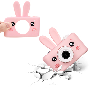 Soft Rabbit Silicon Cover