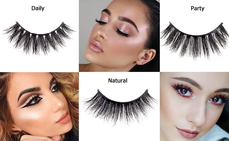 VICKYLEE Eyeline and Eyelashes kit