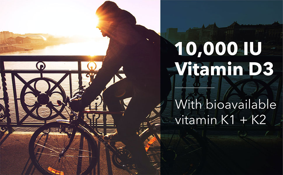 10000 IU Vitamin D3