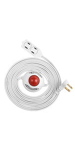 Extension Cord with On/Off Switch