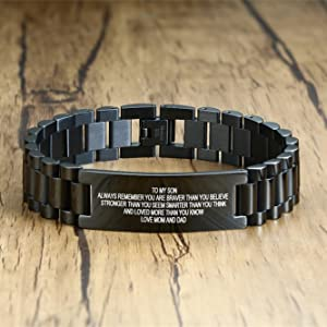 to my son bracelet