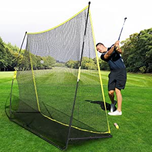 golf hitting net
