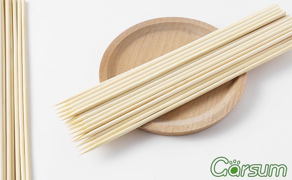 Garsum Bamboo Skewers