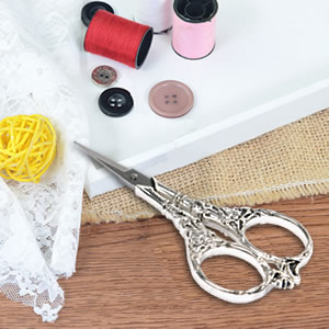 small sewing scissors