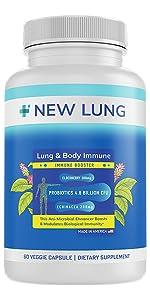 Lung immune aid