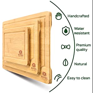 cutting board sets for kitchen, wood cutting boards for kitchen, wood cutting boards