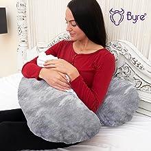 Byre® Support Pillow | Premium Shredded