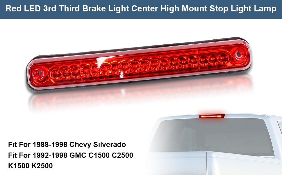 chevy 3rd brake light