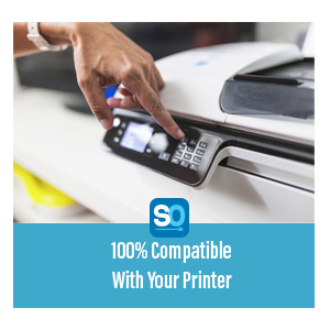 SuppliesOutlet Compatible Toner Cartridge Replacement for Dell 330-2650//330-2647//330-2648//330-2665//330-2666//330-2667//330-2625 Black,1 Pack