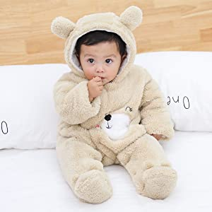 Photography prop costume for newborn baby