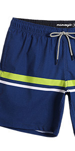 Men's Swimming Trunks Quick Dry Fit Performance Surfing Short