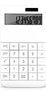 White Calculator