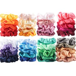 Cheveux Chouchou Handmade Girls Pink Dog Pattern /& est livré avec un libre