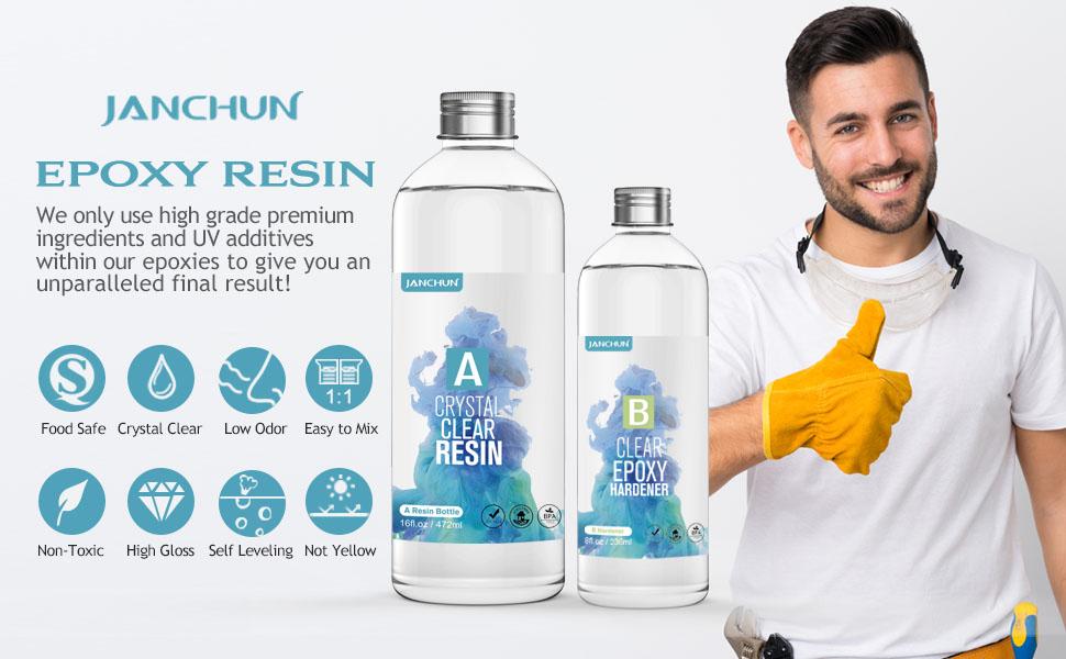 JANCHUN epoxy resin