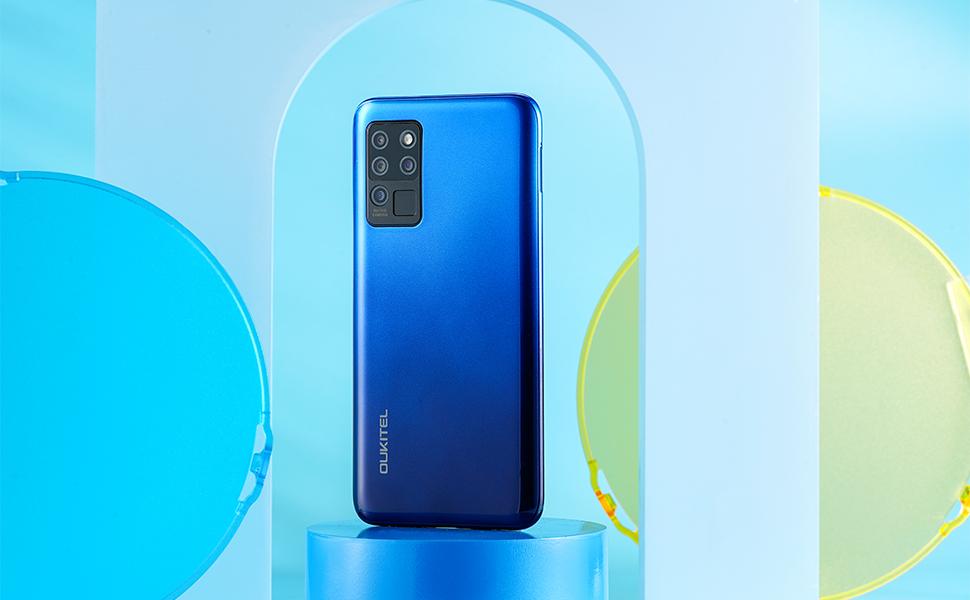 OUKITEL C21-Blue