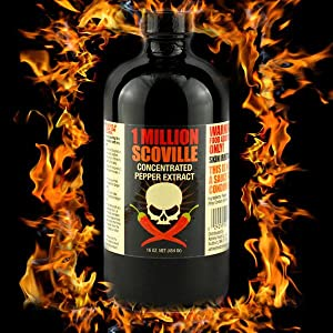 Mad Dog, 1 Million Scoville, Pepper Extract