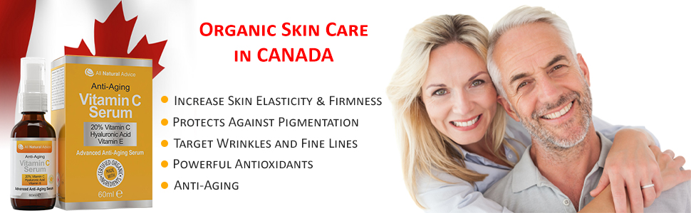 Organic Skin care Canada