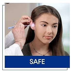 Bionix Lighted Safe Ear Curettes
