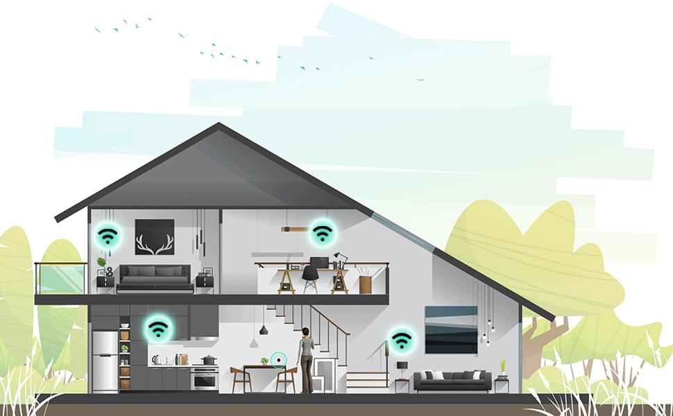 simcam 1s ai security camera smart home with  open api