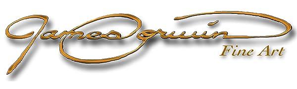 James Corwin Fine Art Amazon Markenunternehmen Logo