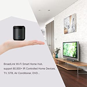 1  Broadlink Wifi Smart Home Hub RM MINI 3 IR Automation Learning Universal Remote Control Compatible with Alexa d6615143 1fe3 4303 aa3b 21763b102d5a