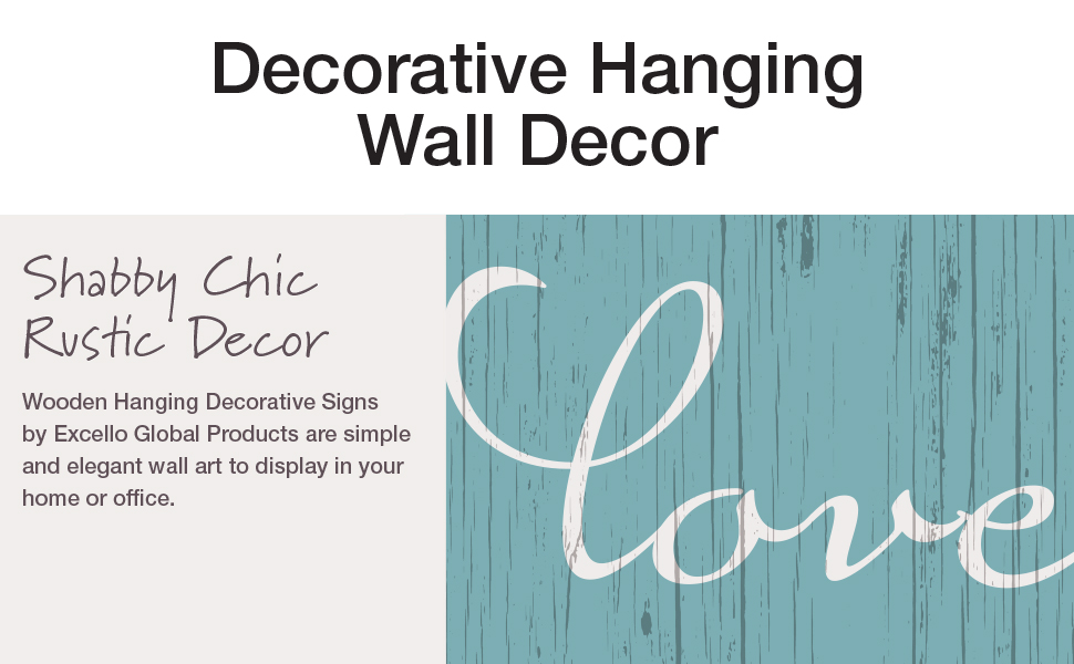 Decorative Hanging Wall Decor