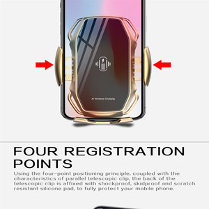 wireless iphone car charger