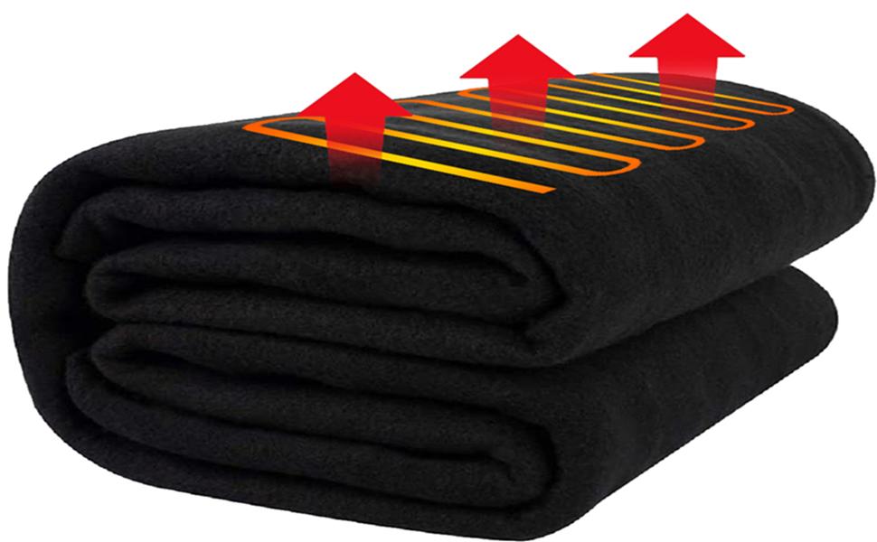 car heated blanket