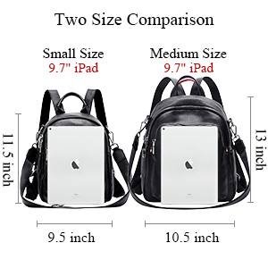 two sizes