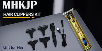 zero gapped trimmers cordless clippers