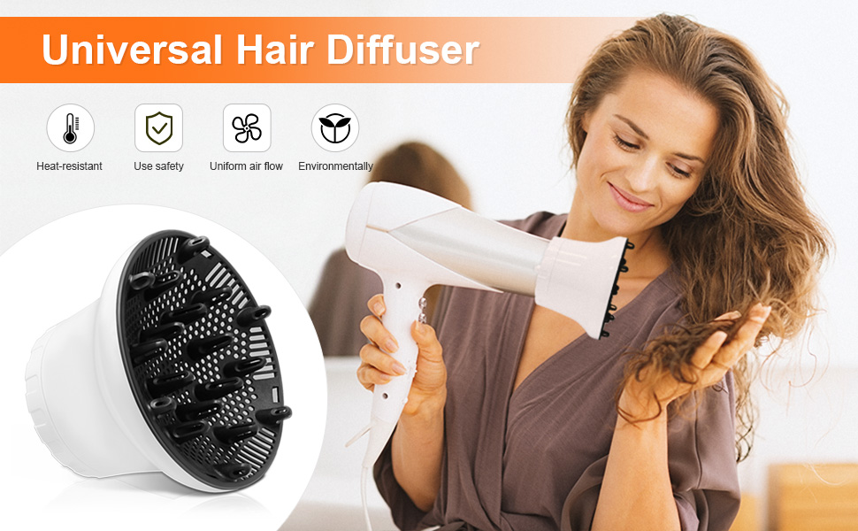 : DTNO.I Curly Hair Diffuser