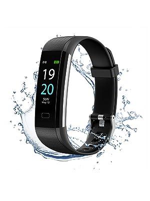 fitness tracker watch medguard activity tracker pedometer sleep tracker pulse rate monitor