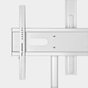 Robusto telaio in acciaio largo e supporto universale VESA