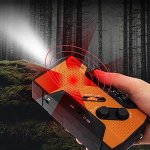 SOS radio signal